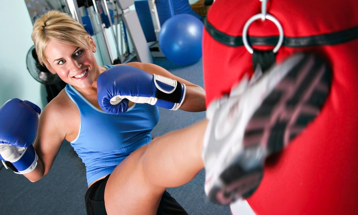 9Round - Multiple Locations: One-, Three-, or Six-Month Unlimited Kickboxing-Gym Membership at 9Round (Up to 57% Off)