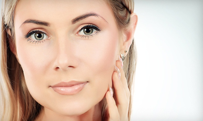 Rx Med Spa - South Poinsettia: One or Two ReFirme Skin-Tightening Treatments for the Face at Rx Med Spa (Up to 86% Off)