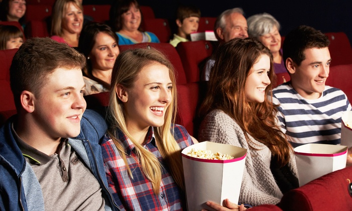 Dunbar Theatre - Vancouver West Side: Movie and Popcorn for Two at Dunbar Theatre (Up to 50% Off)