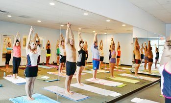 Up to 93% Off at Yoga Factory Annapolis/Crofton