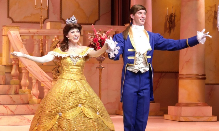 """Disney's Beauty And The Beast Jr"" - Randolph Theatre: ""Disney's Beauty And The Beast Jr"" at Randolph Theatre, March 21–April 12 (Up to 37% Off)f"