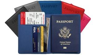 1 à 3 pochettes pour passeport