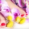 Up to 63% Off Mani-Pedis at Pooja Nails & Spa
