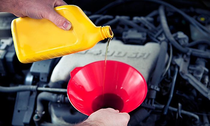 Auto 360 - Mission: One or Three Oil Changes at Auto 360 (Half Off)