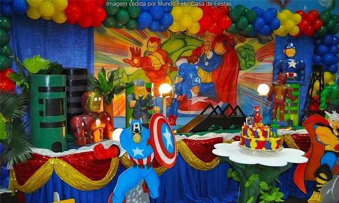 Mundo Feliz Casa de Festas - Rio de Janeiro: Mundo Feliz – Olaria: festa para 100 pessoas, a partir de 12x sem juros de R$ 224,92