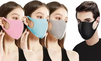 10x Anti-Pollution Face Masks