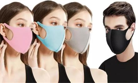 Face Masks: 10-Pack ($14.95) 20-Pack ($24.95)