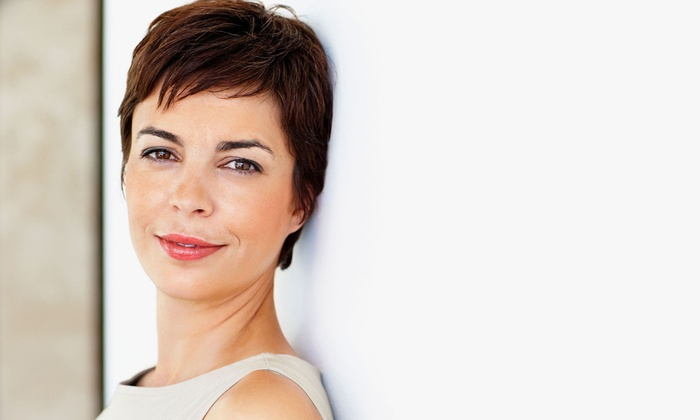 Skinatomy Laser Clinic - Multiple Locations: One or Three Skin-Tightening Treatments for the Jowls, Cheeks, or Chin at Skinatomy Laser Clinic (Up to 79% Off)