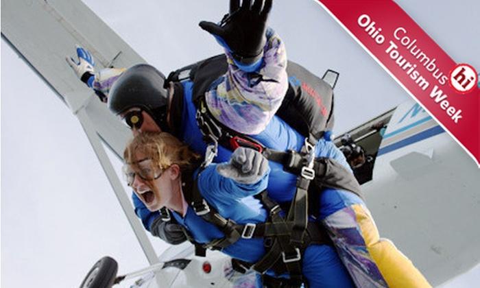 Start Skydiving - Middletown: $119 for a Tandem Skydiving Jump from Start Skydiving in Middletown (Up to $279 Value)