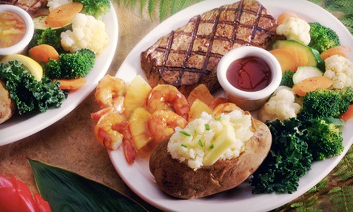 Fat Daddy's Pub & Grille - Tulsa: American Meal for Two or Four with Appetizers and Drinks at Fat Daddy's Pub & Grille (Up to 52% Off)