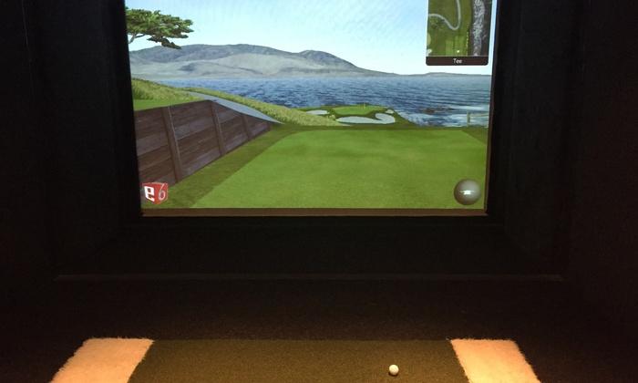 Austin Zech - Felicita: An Indoor Golf Pass at Austin Zech (48% Off)