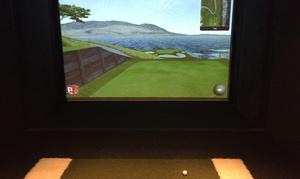 Austin Zech: An Indoor Golf Pass at Austin Zech (48% Off)