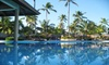 All-Inclusive Grand Palladium Punta Cana Resort & Spa Stay with Airfare - Punta Cana, Dominican Republic: 4- or 6-Night All-Inclusive Stay with Airfare. Includes Taxes and Fees. Price Per Person Based on Double Occupancy.