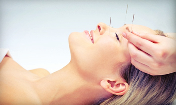 Contempo Chiro Med Spa - Far North Central: $39 for Anti-Aging Acupuncture Facial at Contempo Chiro Med Spa ($149 Value)