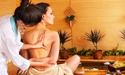 60-Minute Thai or Aromatherapy Massage or 60-Minute Foot Massage at Palinee Thai Therapeutic Massage ( 50% Off)