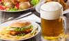 Suney's Pub & Restaurant - Park Avenue and Chandler Street: Seafood Dinner or All-You-Can-Eat Chicken Dinner for Two or Four at Suney's Pub & Restaurant (Up to 50% Off)