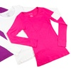 $14.99 for Three-Pack of Women's Max Rave Long-Sleeved Shirts