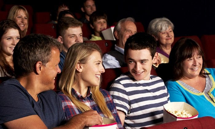 Movie Tavern - Suwanee: $6 for a Movie and a Large Tub of Popcorn at Movie Tavern ($15.25 Value)