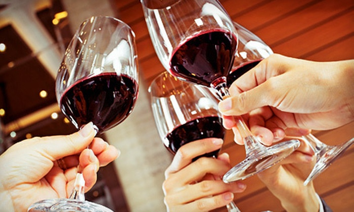 Lake County Winery Association - Treasure Island: $24 for Wines with Altitude Event for One on September 8 from Lake County Winery Association (Up to $60 Value)