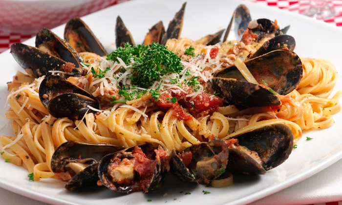 Pazzo Pazzo Italian Cuisine - Downtown - Arena District: Italian Food for Lunch or Dinner at Pazzo Pazzo Italian Cuisine (43% Off)