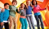 Party Bounce Play - Fernandina Beach: Two Hours of Bounce Access for One or Two at Party Bounce Play (Up to 44% Off)
