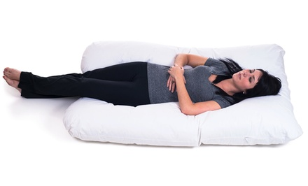 Full-Body Contoured Pregnancy Pillow