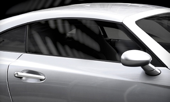 Sierra Window Tint Company - Phoenix: Mobile Tinting with Ceramic or Metallic Film from Sierra Window Tint Company (Up to 60% Off). Two Options Available.