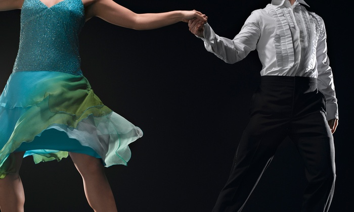 Arthur Murray Dance Studio - Multiple Locations: $31 for Two Private Dance Classes and One Group Session at Arthur Murray Dance Studio ($180 Value)