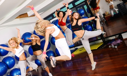 Up to 56% off Group Fitness Classes at Retroactive Fitness and Evolv Health Center. Three Options Available.