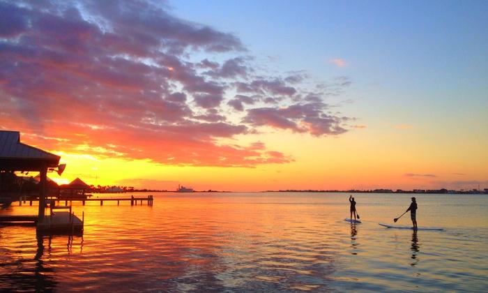 Sup Gulf Coast - Kempner Park: $55 for $100 Worth of Watersports-Equipment Rental — SUP Gulf Coast
