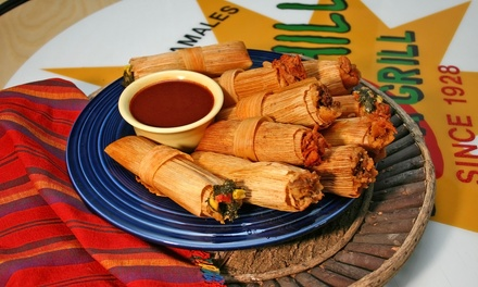 $11 for $20 Worth of Fresh-Mex Cuisine at Berryhill Baja Grill