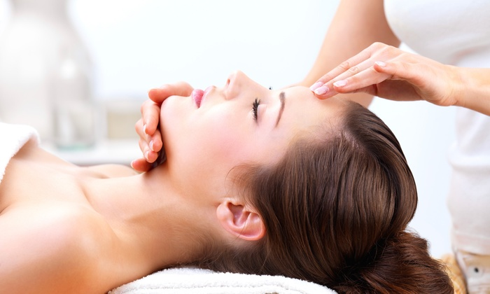The Re-Enchanted Life - Webster Groves: Facial Massage Package or Mini-Spa Package at The Re-Enchanted Life (Up to 51% Off)