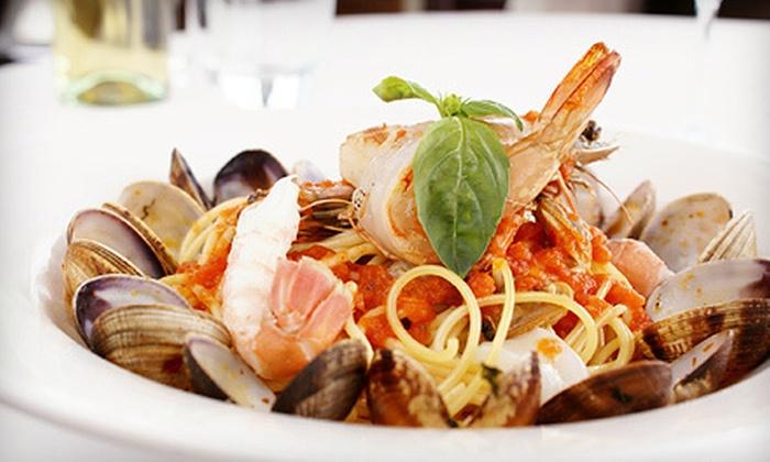 La Bella Vita - Byron: Italian Dinner for Two or Four at La Bella Vita (Up to 56% Off)