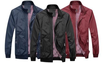 Vetements et accessoires-homme-blousons et manteaux-leger
