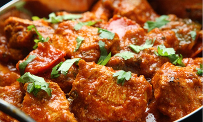 India Garden - South Loop: Indian Food and Drinks at India Garden (Half Off)