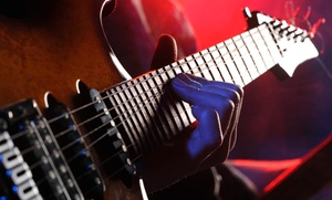 Guitar Lessons By Jeffrey Nevaras Bm Berklee College Of Music: $14 for $25 Groupon — Guitar Lessons by Jeffrey Nevaras B.M. Berklee College of Music