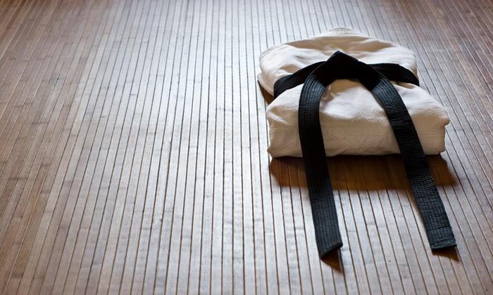 Integrity Taekwondo - Integrity Taekwondo: Month of TaeKwonDo for Kids up to 5 or 12, or Women's TaeKwonDo at Integrity Taekwondo (Up to 62% Off)