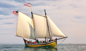 "Schooner ""Fame"": Sailing Outing for One or Two on the Schooner ""Fame"" (Up to 44% Off)"