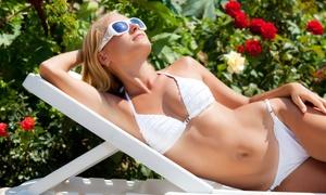 Salon Nona: One, Three, or Five Spray Tans at Salon Nona (Up to 86% Off)