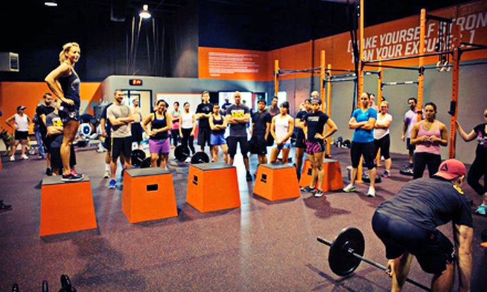 CrossFit GSL - Draper: Two Months of CrossFit Classes with Option of Three Introductory Foundations Classes at CrossFit GSL (Up to 82% Off)