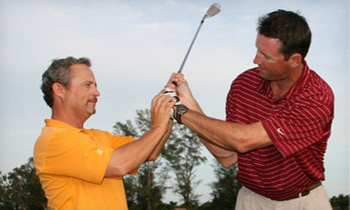 Swing Technologies - Delray Beach: Golf Lesson with Video and Swing Analysis or High-Speed Video and Swing Analysis at Swing Technologies (Up to 63% Off)
