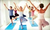 Vibeology - Cicero: 10 or 20 Yoga Classes at VibeOlogy (Up to 56% Off)