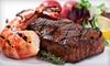 The Rusty Nail - Standing Rock: $15 for $30 Worth of Steak-House Cuisine at The Rusty Nail in Kent