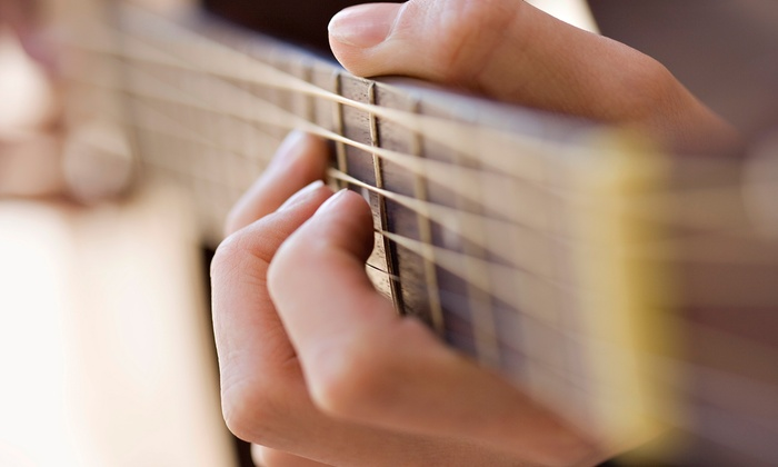 Acoustrickmusic - East Massapequa: One 60-Minute Guitar Lesson or Four 30-Minute Guitar Lessons by Acoustrickmusic (Up to 65% Off)