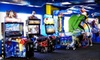 Fun Spot Action Park - Multiple Locations: $15 for Three Hours of Unlimited Video Arcade Games at Fun Spot Action Park ($30 Value)
