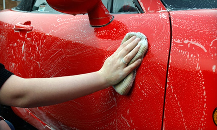 Commack Hand Car Wash and Detail Center - Commack: One or Three Ultra Car Washes at Commack Hand Car Wash and Detail Center (51% Off)