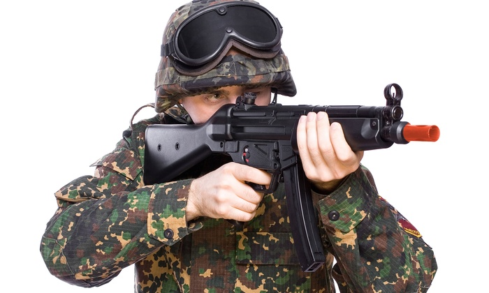 So Go Airsoft - Ozark: 90-Minute Airsoft Party for Up to 40 at So Go Airsoft (Up to $36 Value)