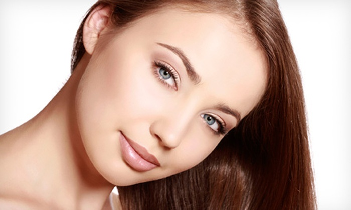 SpaTaneity - Tuckahoe: Microdermabrasion with Red-LED Treatment, or Acne Facial with Blue-LED Treatment at SpaTaneity (52% Off)