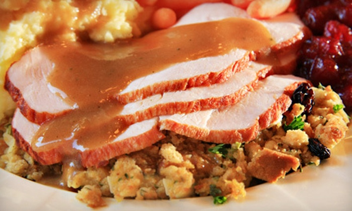 TGD - Plain: $10 for $20 Worth of Thanksgiving-Inspired Food at TGD