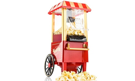 Carretto per popcorn